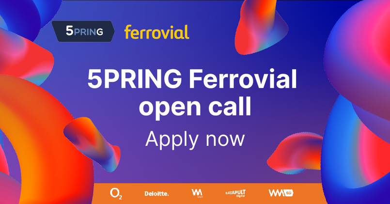 Apply now for Ferrovial