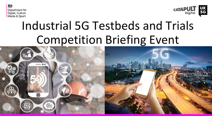 5G briefing event