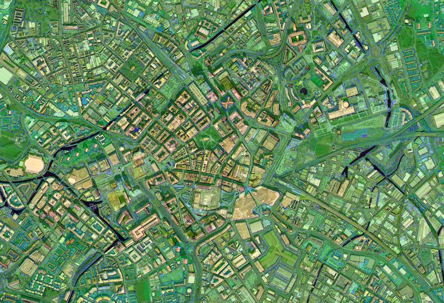 Birmingham Keima heatmap