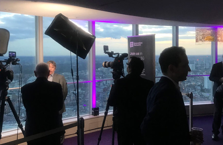 UK5G Launch event