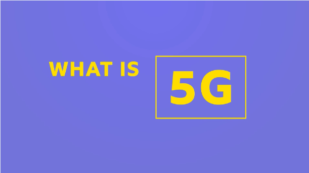 What is 5G graphic