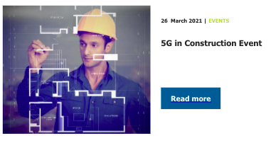 5G in Construction Event