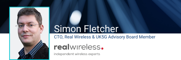 Simon Fletcher - UK5G December 2020 Newsletter